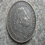 Rijksdaalder 1959 kop