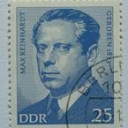 Max Reinhardt Stamp