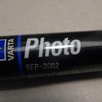 Varta Photo AA Black Battery Year 2002 Mignon LR6 AA