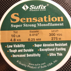 Sufix Super Strong Monofilament