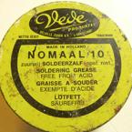 Delville nomaal 10 zuurvrij soldeerzalf