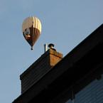 Calimero luchtballon
